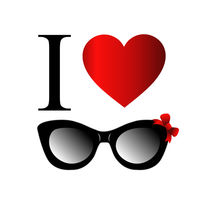 I love fashion eye wear  von Shawlin I