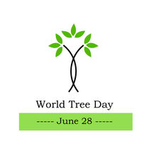 World tree day june 28  by Shawlin Mohd