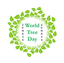 World tree day june 28  von Shawlin Mohd