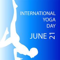 International yoga day june 21  by Shawlin Mohd