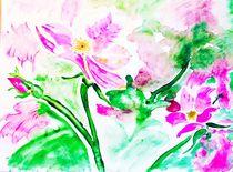 wild rose von Maria-Anna  Ziehr