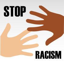 Stop Racism von Shawlin Mohd