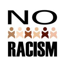 NO RACISM von Shawlin Mohd