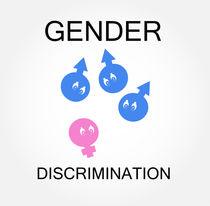 Gender discrimination  von Shawlin Mohd