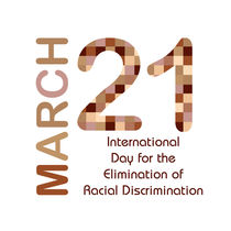 March 21- International day for elimination of racism  von Shawlin Mohd