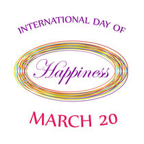 Day of Happiness- Commemorative Day March 20 by Shawlin Mohd