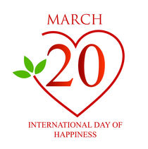 International Day of Happiness by Shawlin Mohd