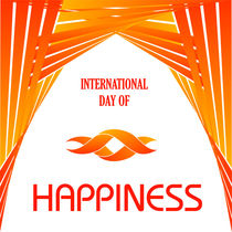 International Day of Happiness- Commemorative Day March 20  by Shawlin Mohd
