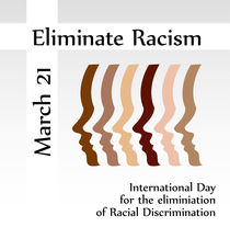 Day to celebrate elimination of racism  by Shawlin Mohd