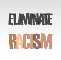 Eliminate racism  by Shawlin Mohd