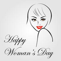Graphic for womens day  von Shawlin Mohd