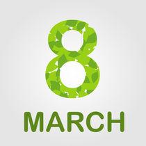 march 8- international womens day  von Shawlin Mohd