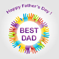 Best dad von Shawlin Mohd