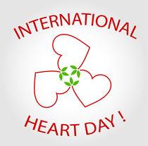 International Heart Day  von Shawlin Mohd