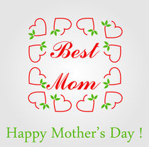 Happy Mothers day greetings  von Shawlin Mohd
