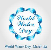 World water day March 22  by Shawlin Mohd