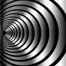 Metallic optical illusion  by Shawlin Mohd