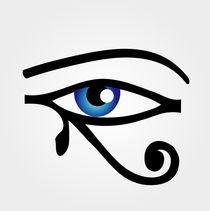 The eye of Horus  von Shawlin I