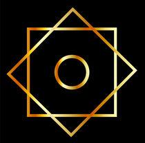 Rub el Hizb symbol- Muslim religious symbol  von Shawlin Mohd