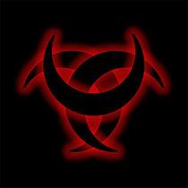 Horned Triskele- The horn of Odin  von Shawlin I