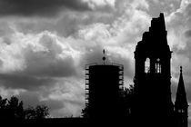 Himmel über Berlin by crazyneopop