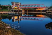 Duisburger Hafenkanal by augenblicke