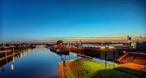 Duisburger Hafen von augenblicke