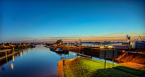 Duisburger Hafen by augenblicke