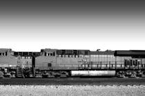 General Electric Dash 9 Lokomotive  von Bastian  Kienitz