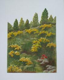 Frühling 1 von Helga Mosbacher