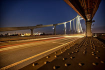 Uerdinger Rheinbrücke by augenblicke