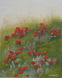 Frühling 3 von Helga Mosbacher