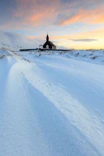 Búðir church von Christine Büchler