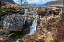 Glencoe Falls by David Hare