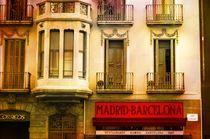 Madrid Barcelona  by julita