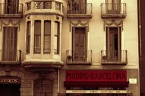 Madrid Barcelona Romantik by julita