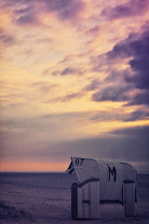 Cloudy day II von AD DESIGN Photo + PhotoArt