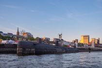 Submarine U-434 Hamburg Harbor (2 of 2) von Steffen Klemz
