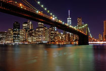 Brooklyn Bridge by Borg Enders