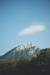 Mountains in the background VIII by Salvatore Russolillo