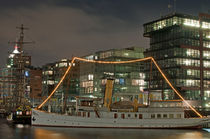 Museumshafen Hamburg by Borg Enders