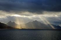 Norwegische Küste by Borg Enders