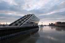 Dockland in Hamburg by Borg Enders