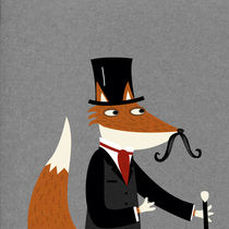 Gentleman Fox von Nic Squirrell