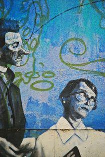wise guys... von loewenherz-artwork
