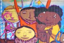 Multikulti-People... 2 von loewenherz-artwork
