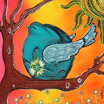 Garden Bird von Laura Barbosa