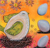 Nesting Bird von Laura Barbosa