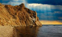 On the rock von Yuri Hope