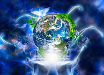 The world in the hands of God von boldrin